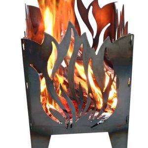 vuurkorf vlammen