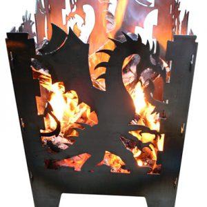 Vuurkorf Draak L