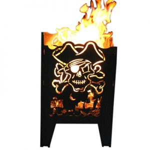 Vuurkorf Piraat