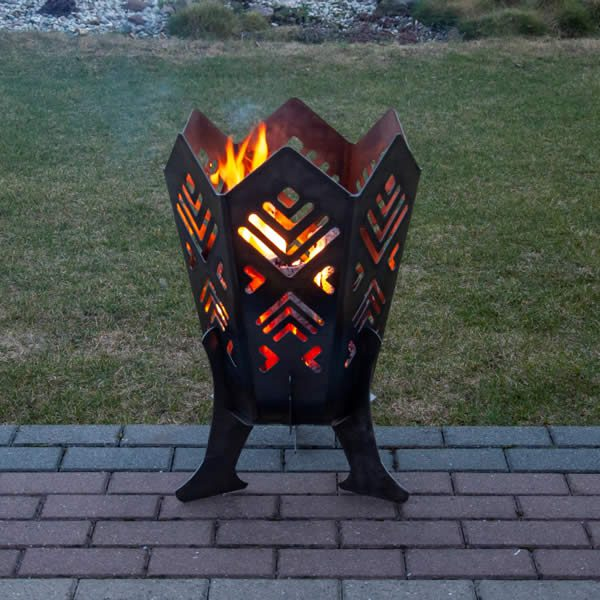 Vuurkorf-Baltic Fir 2111 sfeer
