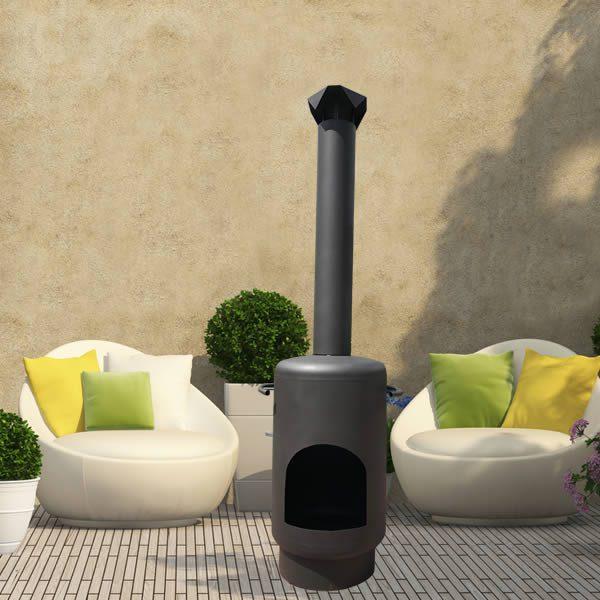 Tuinhaard-Hotpot-RVS-zwart-RVS005Z