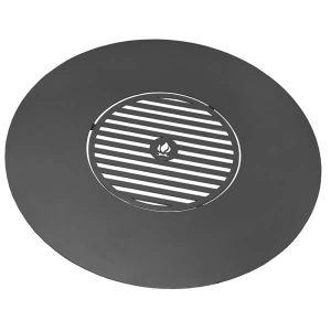 vuurschaal-grillplaat-Cookking-80cm