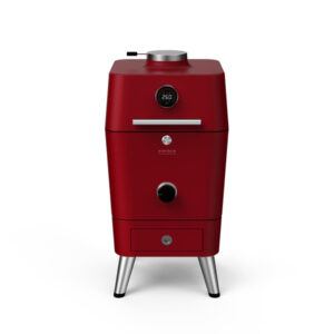 Barbecue Everdure 4K Rood
