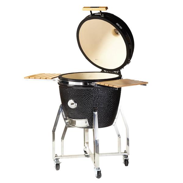 Kamado Grill XLarge met onderstel en zijtafel