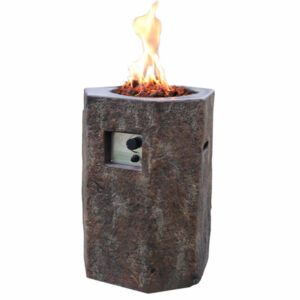 Vuurtafel Tambora (gas)