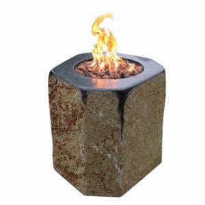 Vuurzuil Derby basalt (gas)