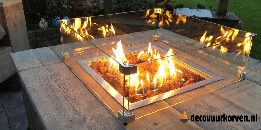 Vuurtafels, de meubels die je tuin meer gezelligheid geven