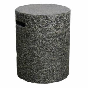 Gasfles cover natuursteenlook