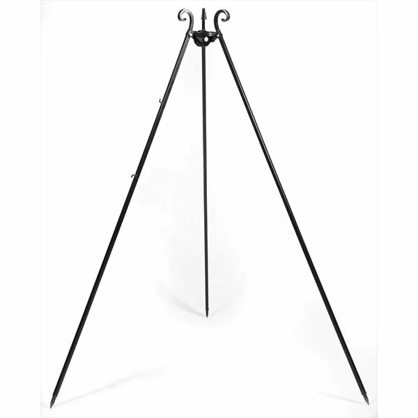 Driepoot 180 cm Staal