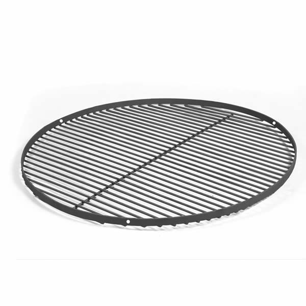 Grillrooster rond staal (50 cm)